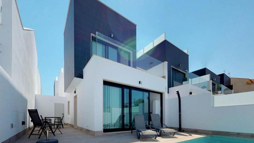 ¿Cómo son las casas que buscan los suecos en Murcia?