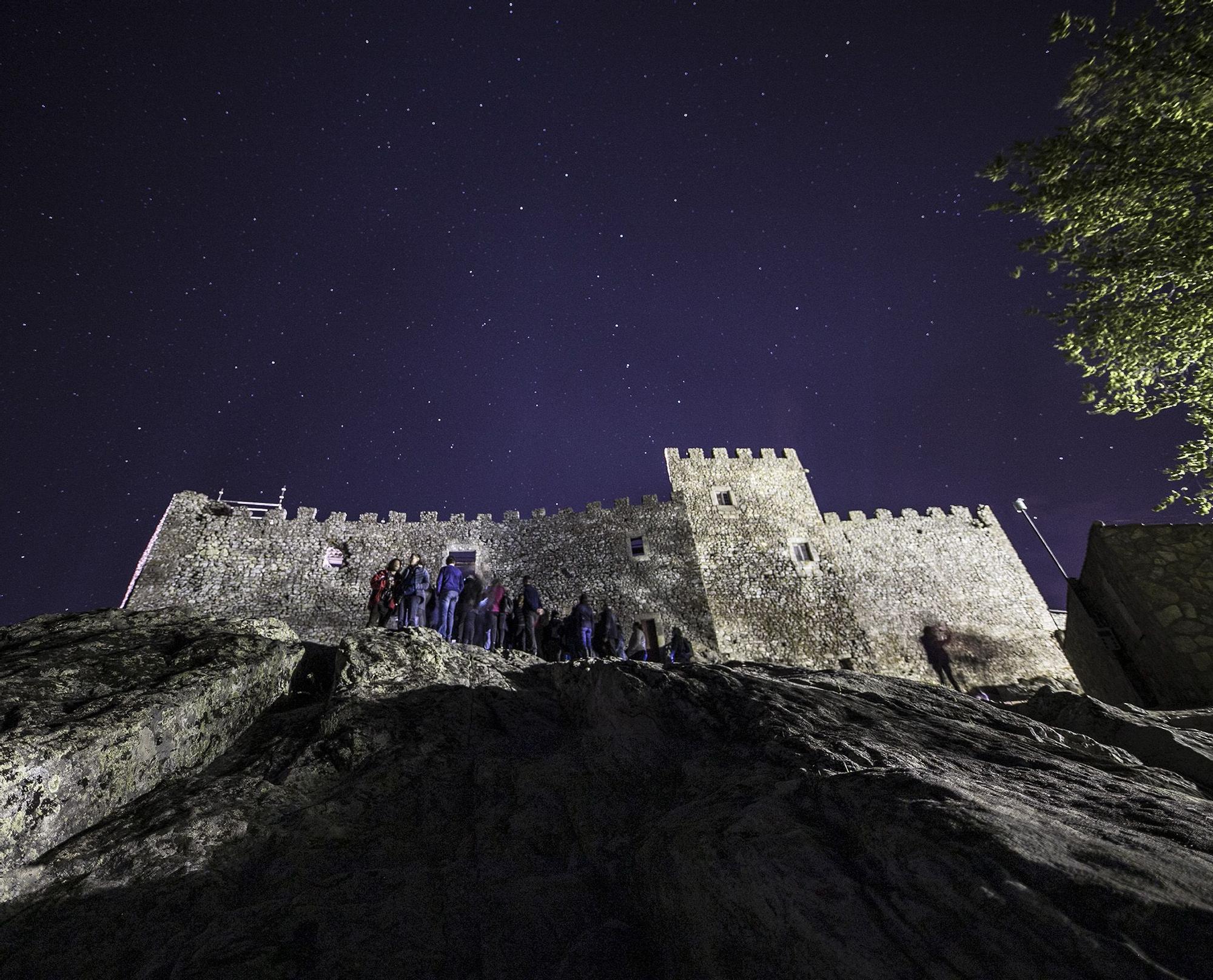 Castillo de Montánchez.