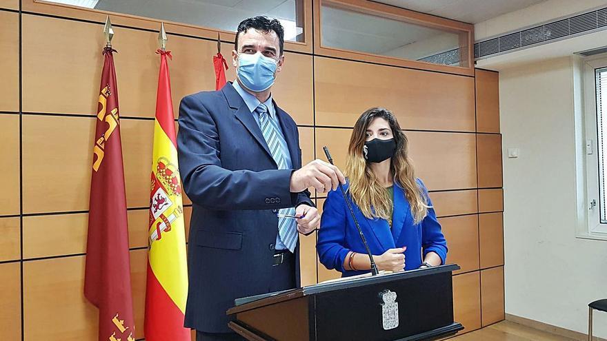 Podemos apoya las cuentas en Murcia a cambio de inyectar más dinero en colegios públicos