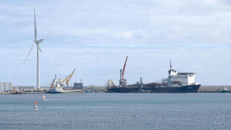 Satocan y Otech renuncian a su centro subacuático en el Puerto de Arinaga tras chocar con Agüimes por la licencia