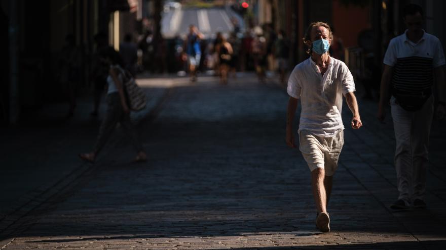 Los termómetros superarán los 30 grados esta semana en Tenerife