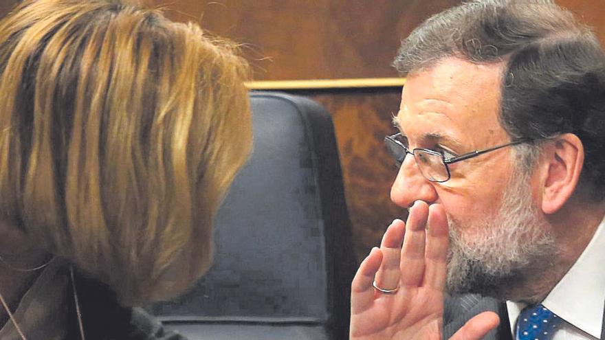 El PSOE quiere citar a Rajoy, Cospedal y la cúpula de Interior por la 'Kitchen' pero no a Villarejo