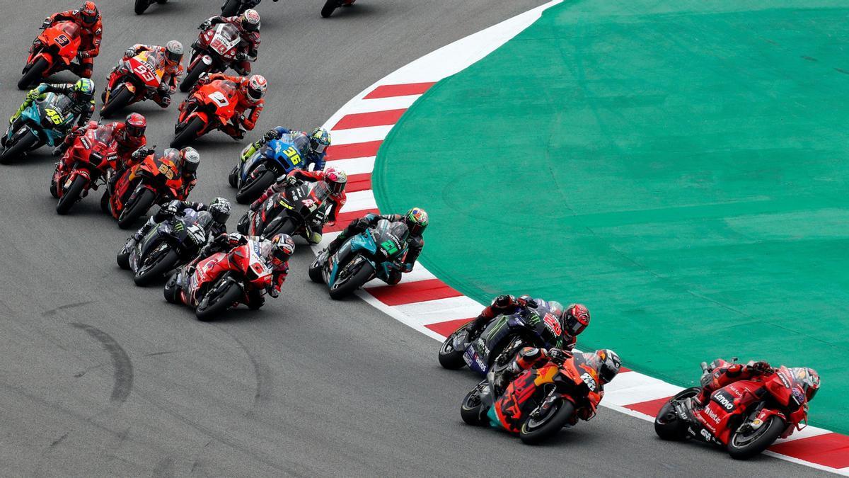 Cancelado el GP de Japón, entra Austin y cambia la fecha de Tailandia.