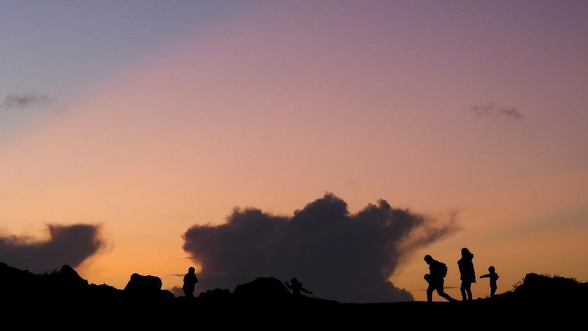 Tiempo más estable el martes, con nubes y nieblas que irán desapareciendo