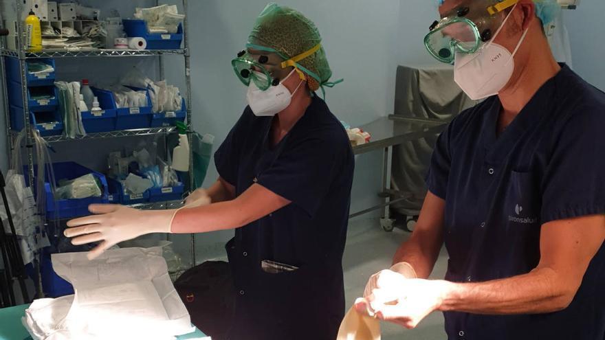 Alertan de que un tercio de los pacientes esperan más de seis meses para operarse