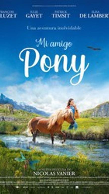 Mi amigo Pony