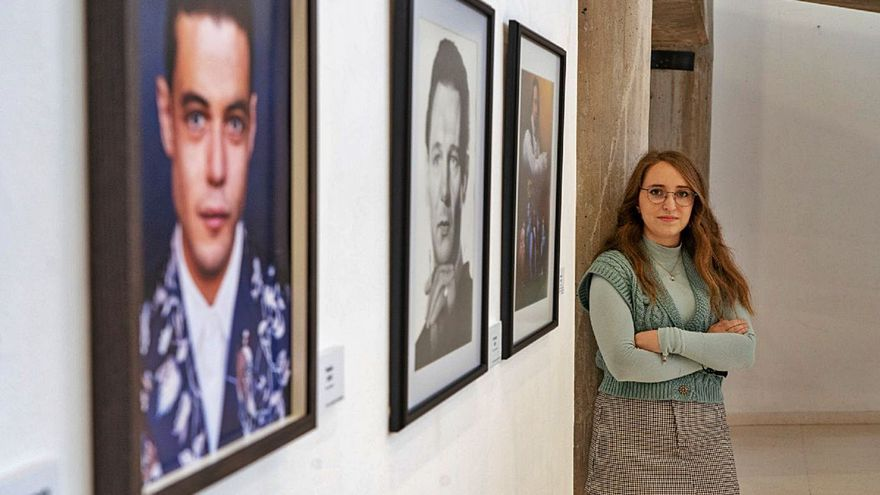 La mirada de María Buigues se detiene en la cultura popular