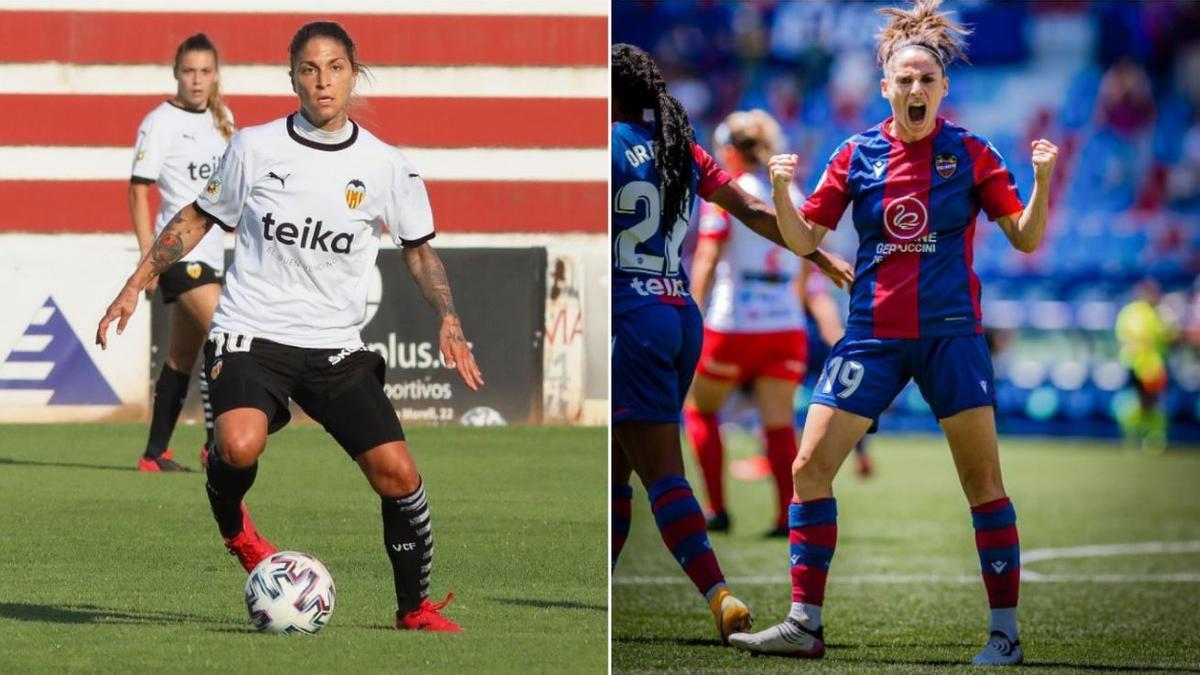 Sandra Hernández y Esther González dejarán el Valencia y el Levante respectivamente