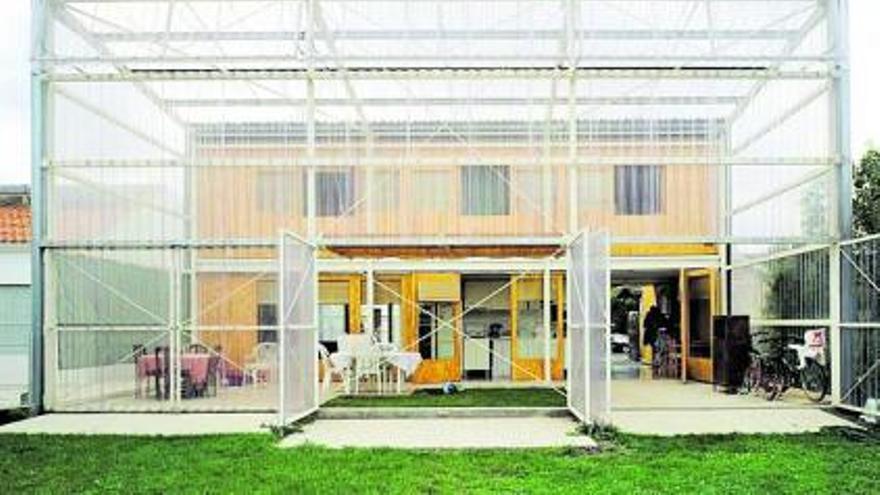 Arquitectura frugal, lujo espacial