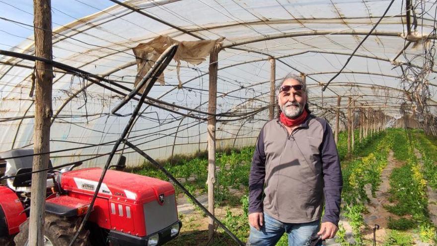 Jeroni Falgàs (Can Falgàs): «S'ha de tractar bé la terra perquè formem part d'ella»