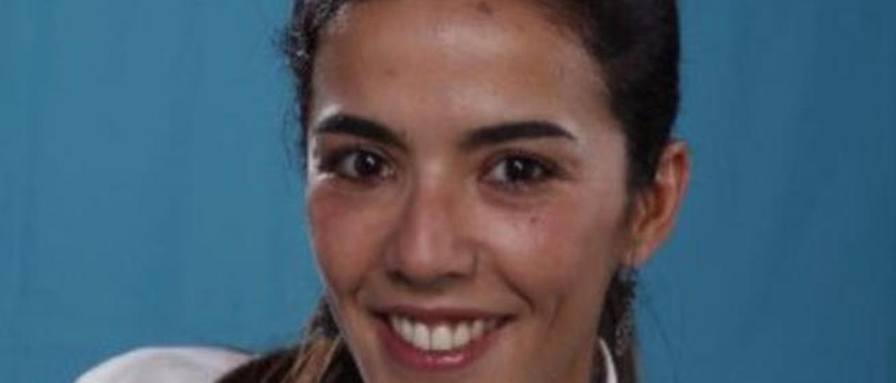 Celia Alberto Pérez.