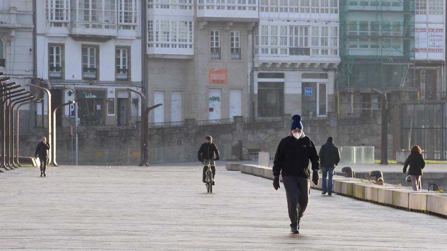 Galicia cierra el mes de julio más frío de la década pero con un 51% menos de lluvias