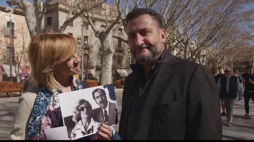 Toni Soler recorda a TV3 els seus pares quan vivien a Figueres i Badalona