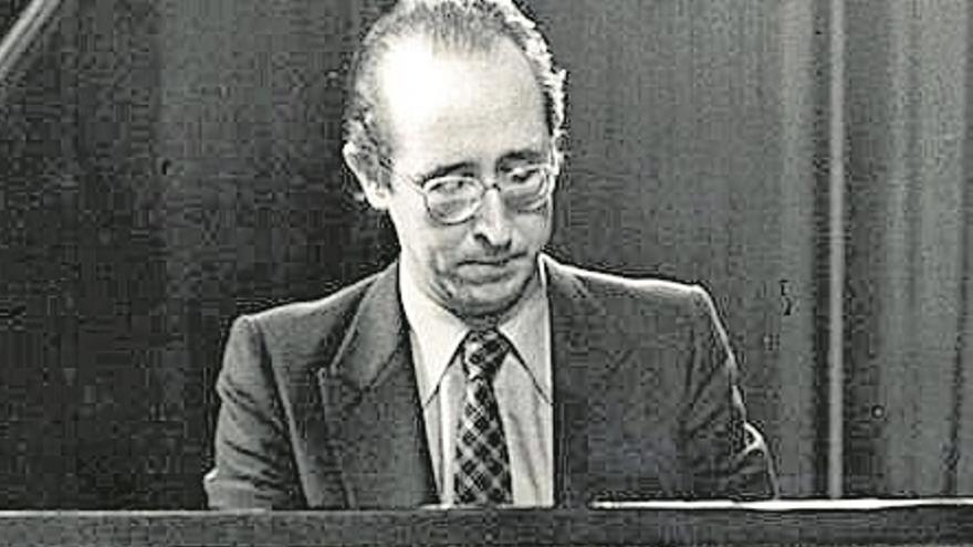 El PP pide un homenaje póstumo a Fernando Puchol en los actos de Iturbi