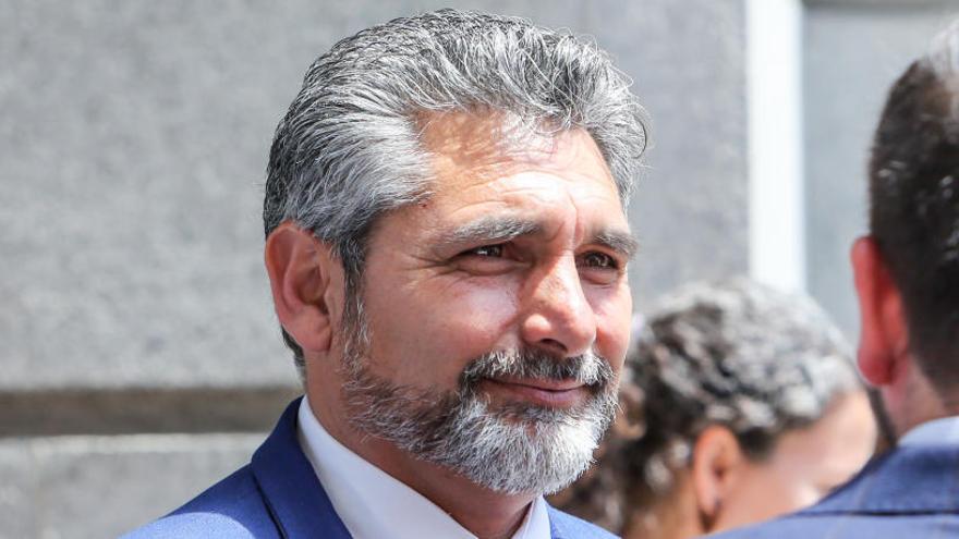El diputado popular Juan José Cortés.