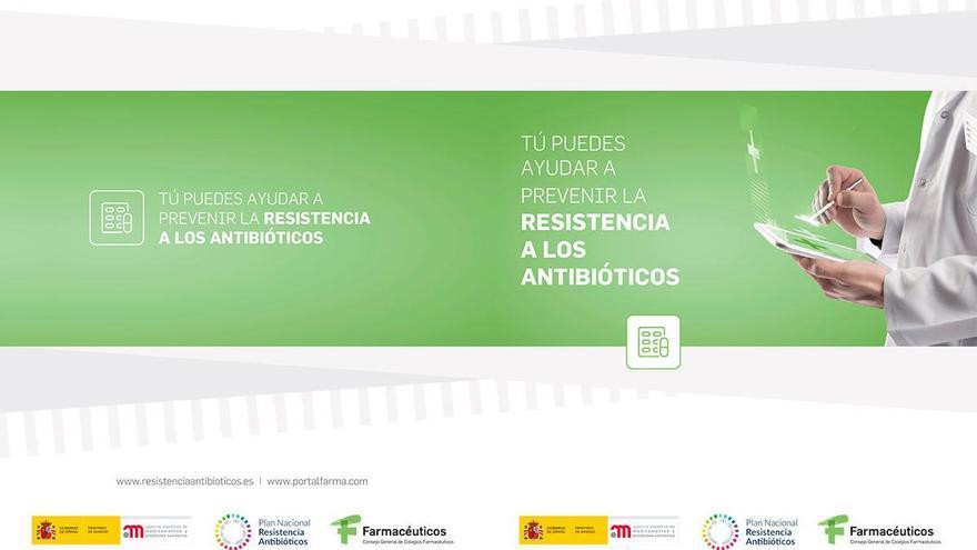 Las farmacias de Balears lanzan una campaña para promover el uso responsable de los antibióticos