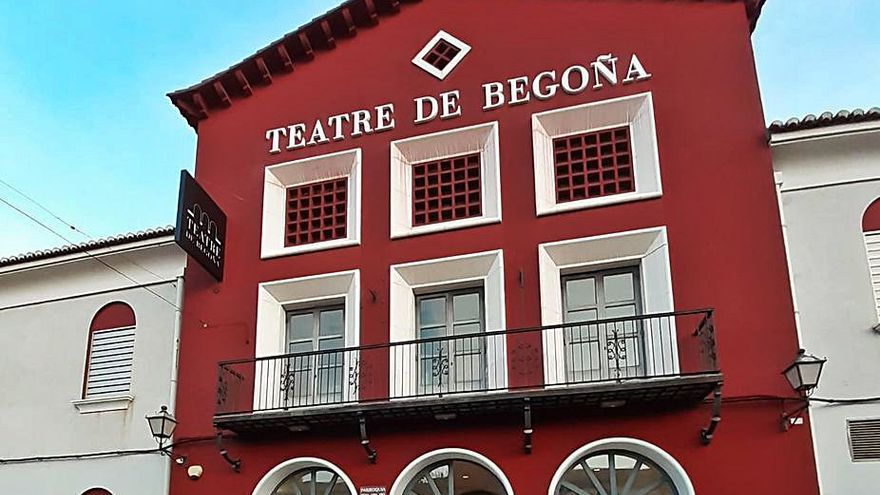 Cultura mejora el Teatro de Begoña y el Mario Monreal