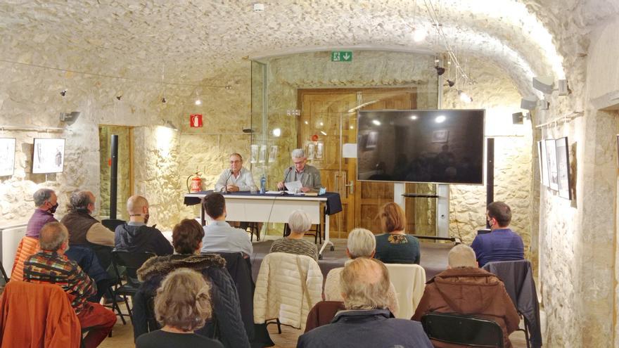Jornada d'estudi sobre la novel·la muntanyenca, a l'Alfolí de la Sal de l'Escala
