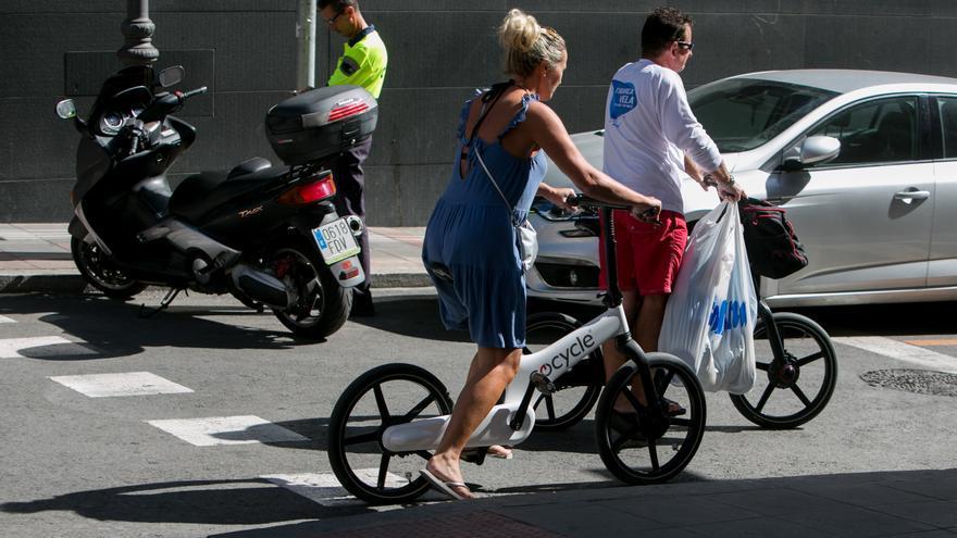 Alicante tendrá servicio de alquiler de bicicletas y patinetes eléctricos