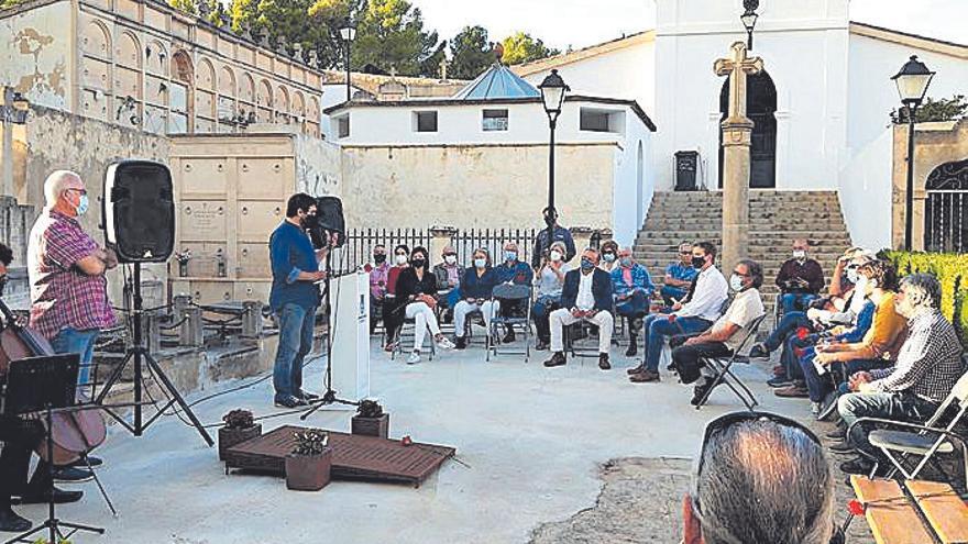Calvià homenajea a las víctimas del franquismo