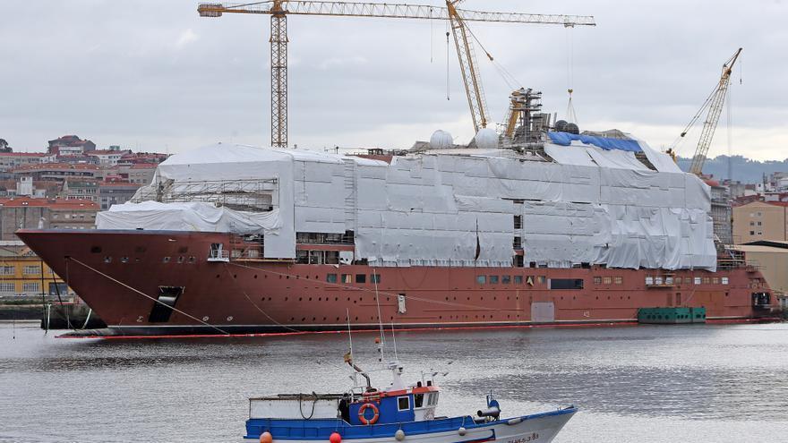 "Cruise Yacht: ""A Barreras no le va a faltar trabajo"""