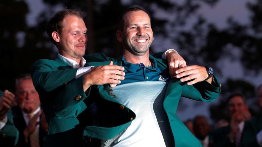 Sergio García guanya a Augusta el seu primer «major»