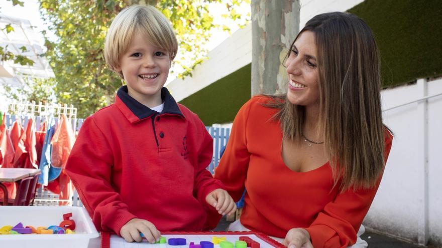 La primera generación del BSC confía también en la educación británica para sus hijos