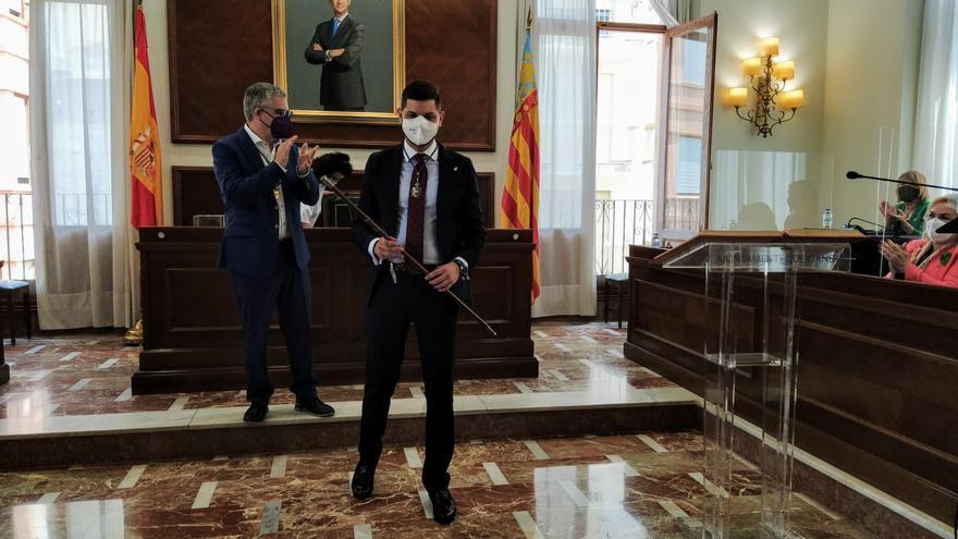 José Manuel Prieto ya es alcalde de Gandia
