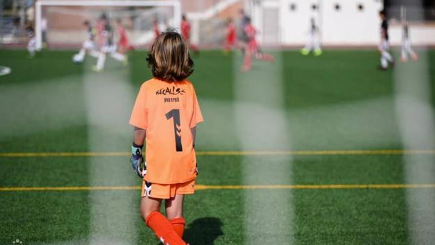 Vuelve el fútbol regional y base con público