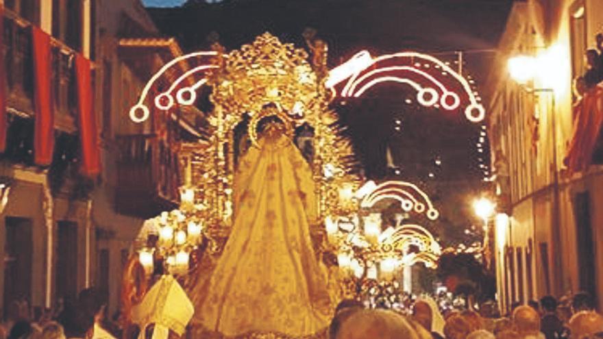 Las Marías, las fiestas del dulce nombre
