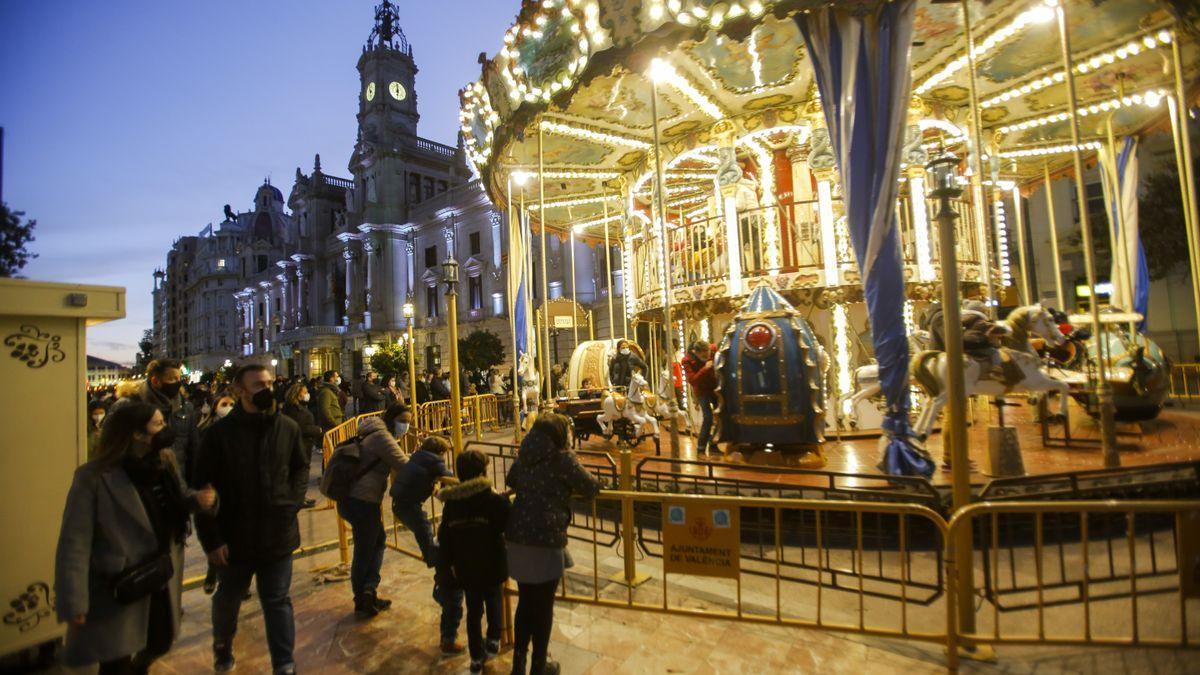 Restricciones en Valencia para Navidad y medidas por la covid en la Comunitat Valenciana.