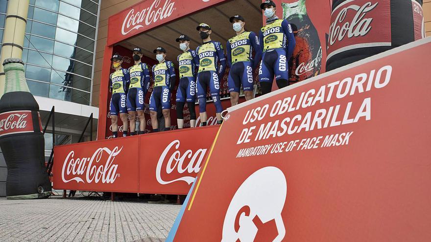 Ciclismo: La burbuja que protege a la Vuelta a Asturias del covid