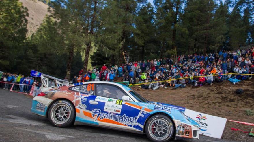 El Rally Islas Canarias amplía el plazo de inscripción