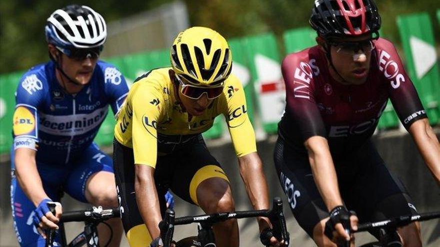 Nibali triunfa en Val Thorens y Bernal sentencia el Tour