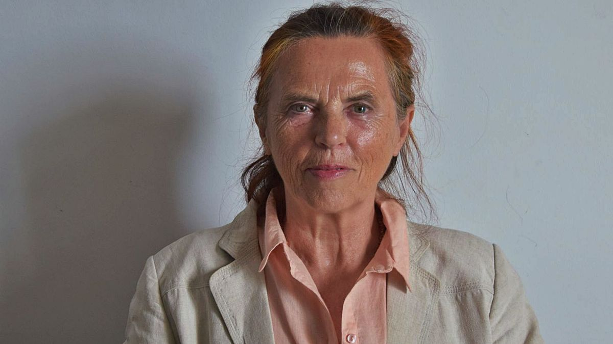Petra Jebens, directora de l'Institut Espanyol de Baubilogie (IEB) | GUILLEM CAMPS