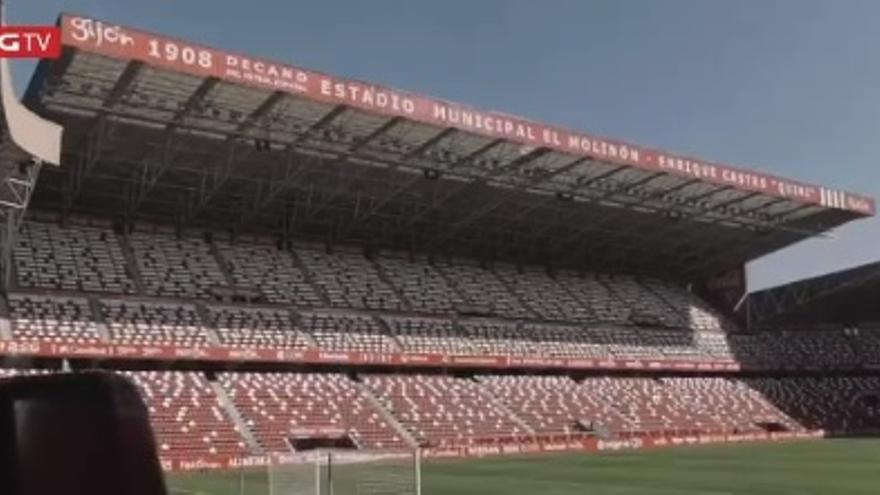 El vídeo del Sporting que apela a la responsabilidad para salvar vidas