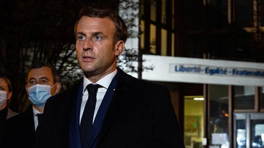 Francia perfila sus acciones contra el islamismo radical