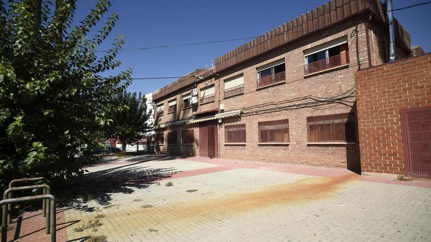 Denuncian a Educación por el abandono del centro de Atención Temprana de La Paz