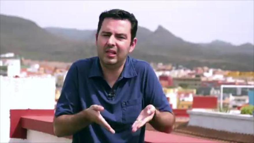 El nuevo viral de Darío López revela la Canarias misteriosa