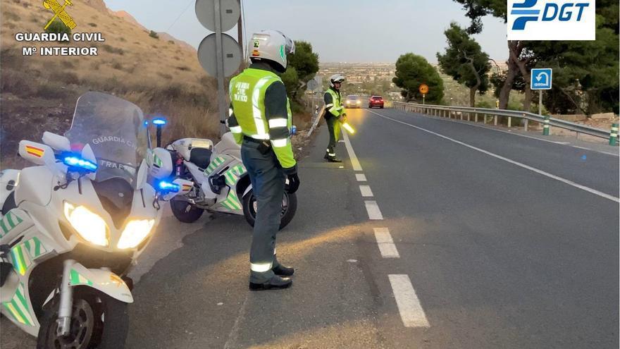 Un hombre detenido por quintuplicar la tasa de alcohol permitida al volante