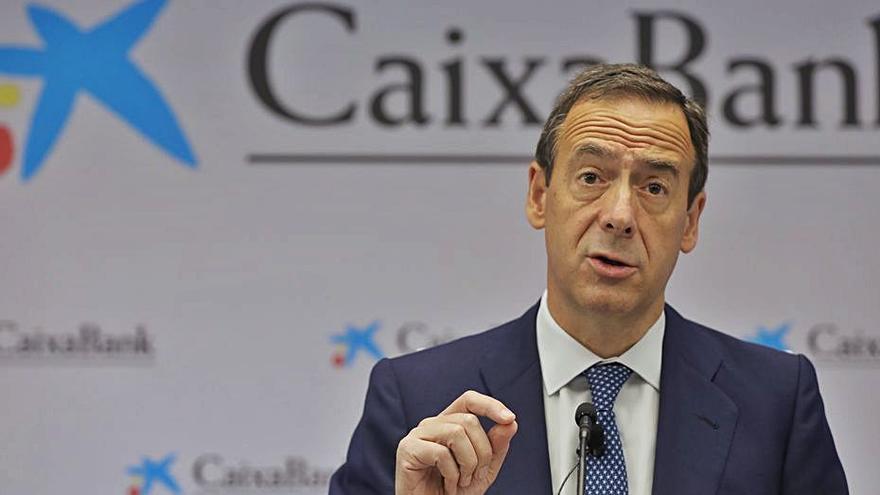 CaixaBank guanya 4.181 milions i en repartirà la meitat en dividends