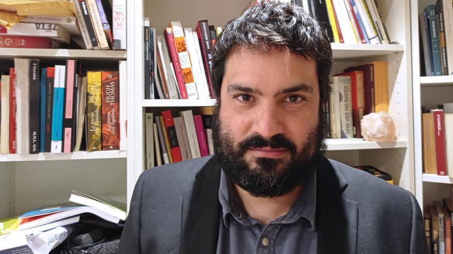 """Andreu Navarra: """"Educar no és generar usuaris ni clients"""""""