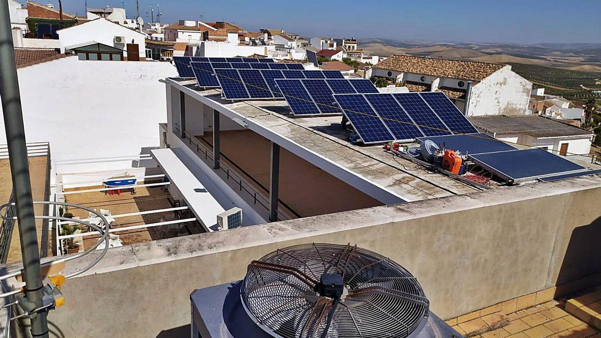 La Diputación está financiando proyectos de economía baja en carbono.