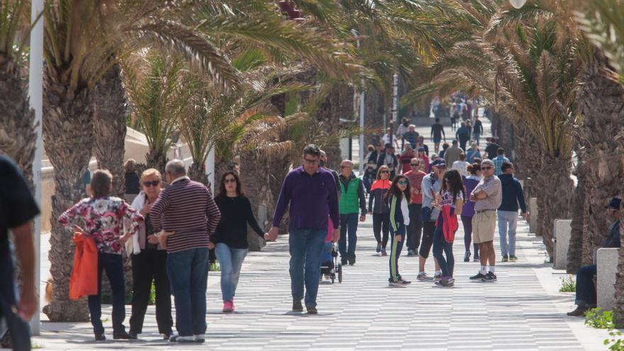 El tiempo en Alicante: Suben las temperaturas en el interior de Alicante