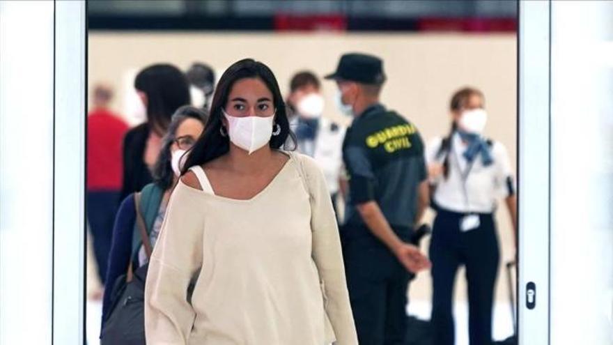 Madrid no impone la mascarilla obligatoria