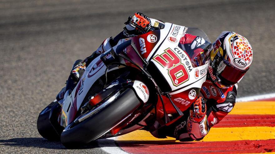 El japonés Nakagami consigue su primera pole en MotoGP