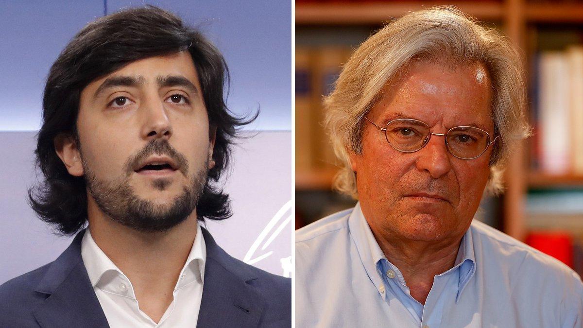 Las renuncias de Nart y Roldán agravan la crisis de Cs