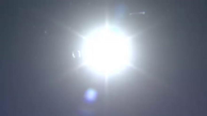 Vídeo / Montoro alcanza la temperatura más alta registrada en la historia de España