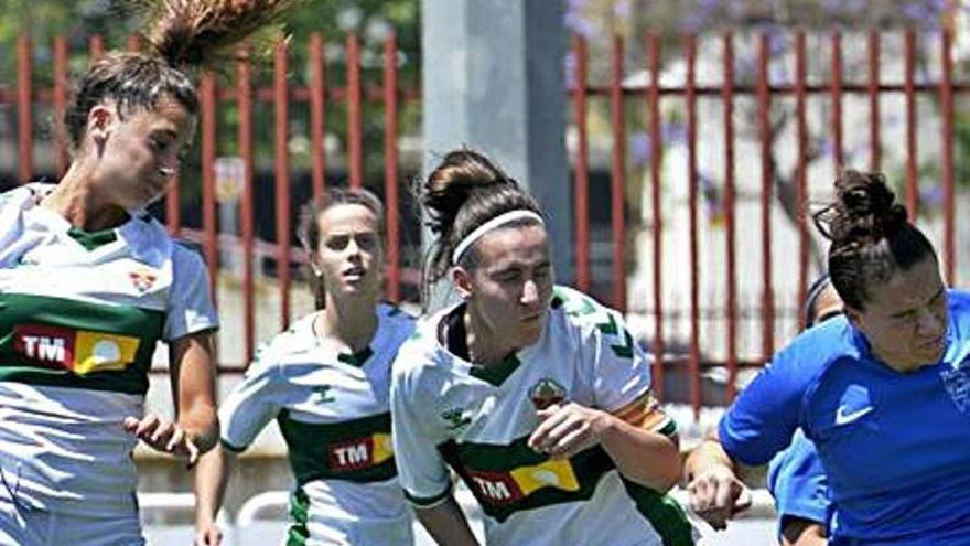 El Elche Femenino defiende en Telde su renta de 5-0 para subir a la Liga Reto