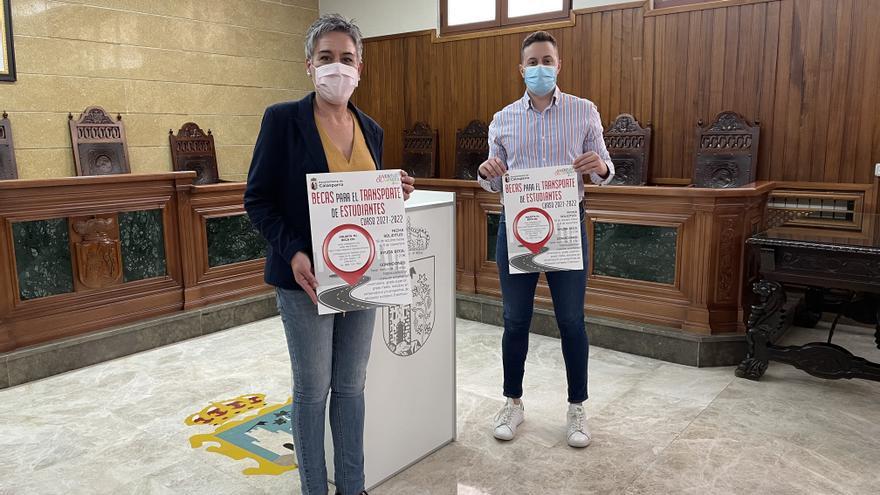 El Ayuntamiento de Calasparra anuncia las ayudas a estudiantes para transporte